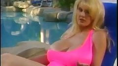 Kayla Kleevage Busty Bikini
