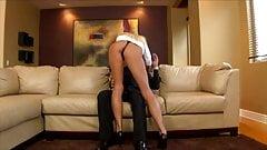 Tanya James Hot Legs