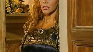 The nymphomaniac Empress (Paolina) - Venus in furs with Russ