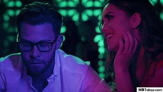 Cheating Husband Fucks Slutty Latina