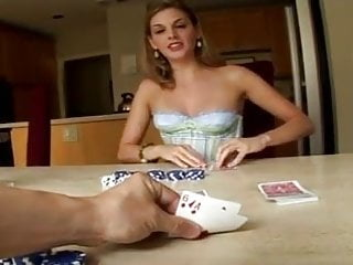 The hardcore poker show She plays poker and loses money and ass
