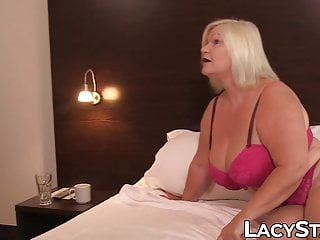 Promiscuity and sexual aabuse Promiscuous english gilf dominates a young babe and loves it