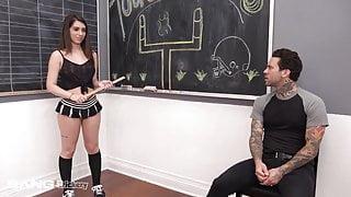 Trickery - Joseline Kelly Tricks Tattoo Dude Into Sex