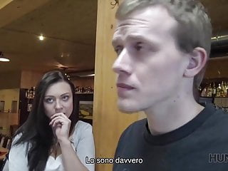 How to pick up a teen Hunt4k. another cuckold watches how his gf ornella morgen