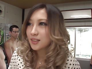 Adult av star - Subtitled japanese av star and gyaru aika blowjob party