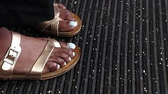 candid ebony feet pt2
