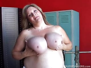 You porn old bbw Beautiful big tits old spunker wishes you were fucking her