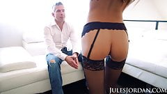 Jules Jordan - Teen Vina Sky is A Very Naughty Asian Slut