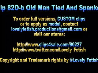 Free old man blowjob video clips - Clip 82o-b old man tied and spanked - sale: 11