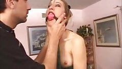 Blowjob From A Slave