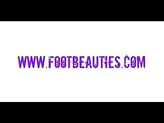 Fetish contact Foot beauties contact to model