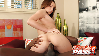 Big Cock Sucking Amber Rain Blacked