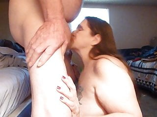Talk with cock in mouth Getting me a mouthful of cock over low if cum in mouth