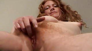 hairy redhead pussy