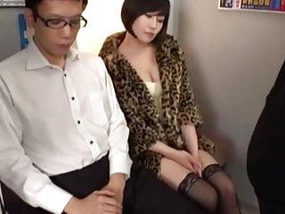 Wtf fart fetish Japanese fart fetish fun on the subway