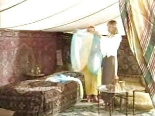 Arab hardcore sex Two horny arab girls doing lesbian sex in tent