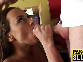 Young english sex Young english beauty ass fucked in a rough sex session