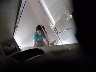Teen girl shower Cute singapore girl shower
