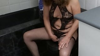 EROTICISM, EXHIBITIONISM, HAIRY PUSSY, CUMSHOTS, MATURE WIFE