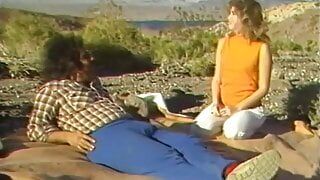 Megan Leigh & Ron Jeremy - Hot Amber Nights (1987) 1