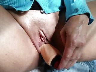 Mature horny woman video This mature woman was very horny