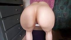 Big ass slut twerking