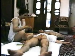 Hot homemade sex movies - Arabian busty wife get hot homemade sex with stranger