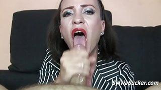 Oral Creampie Compilation - 1 Girls