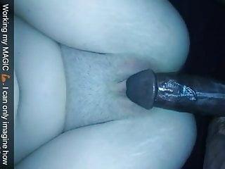 Puttin cock in butt - Puttin in some work via snap