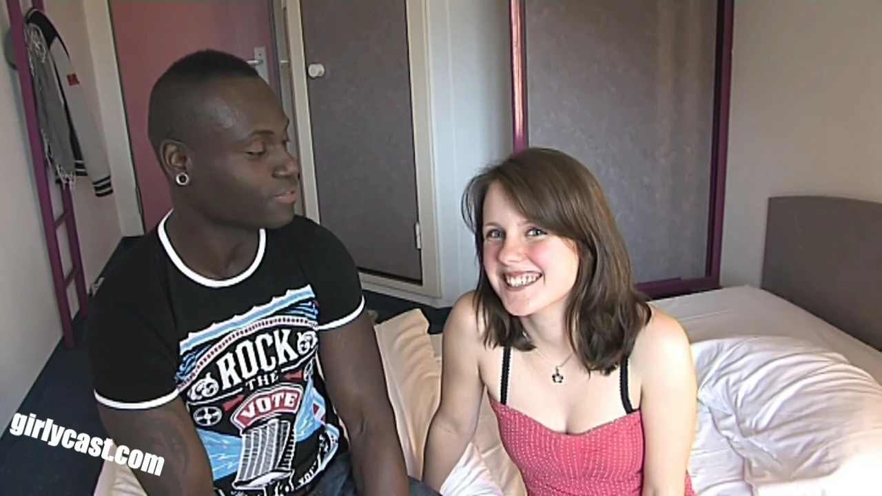 Teen Gets Bbc First Time