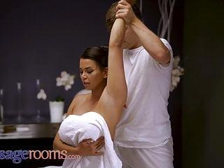 Chloe vevrier fuck - Massage rooms big tits brunette chloe lamour oil soaked fuck