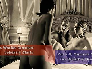 Naked celeb movie sceens - Celeb in mainstream movie 7-9 dubreuil,bellynck allan