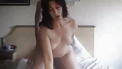 Real Hotel - Older Woman Fucks Young Guy