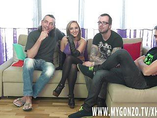 Karol rosa breasts - Kami karol gets group busted by dieter von stein friends