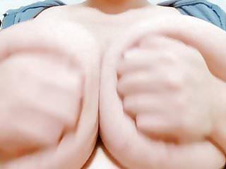 Asian huge ladyboy - Amazing asian huge natural tits