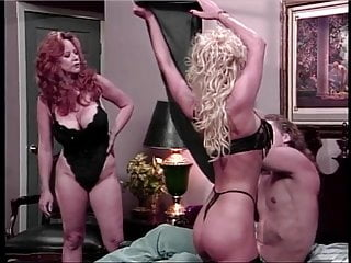 Sex redhead tits mature - Guy fucks blonde and redhead in bed