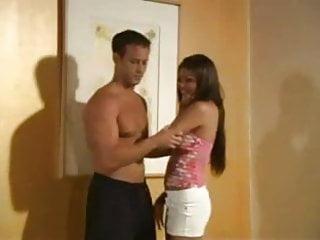 Vaginal fornice - Asian star enjoys fornication