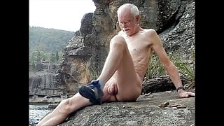 grandpa's naked day