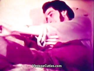 1960 s porn big dick Wife uses husbands long big dick 1960s vintage