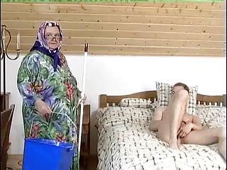 Ida nowakowska nude Headscarf granny ida pt.1