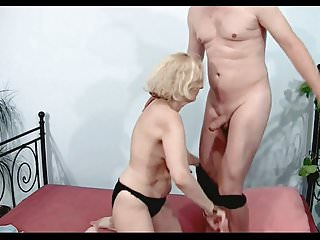 Older woman orgasm video Sexy older woman