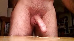 Jerking Off Again, Nice Cumshot for You