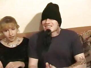 Russian teen threesome porn Russian teen threesome