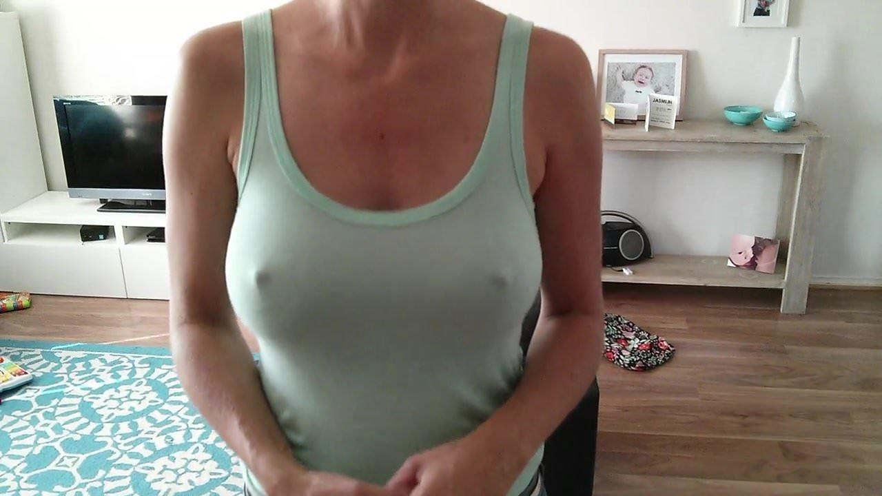 Big Tits Stepmom Catches