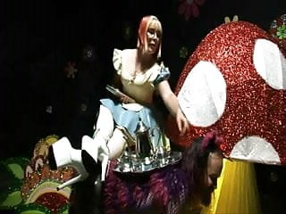 Alice in wonderland pussy - Kinky alice in wonderland chapter 1 mistress femdom bondage