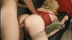 Cougar Kitty Foxx assfuck