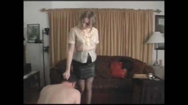 Boy In Panties Punishment