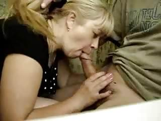 Homemade hairy moms giving blowjobs Russian mother gives a blowjob