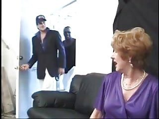 Forced gang banged wives Granny gets gang banged by 4 cocks