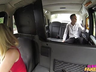 Foot fetish tradition - Femalefaketaxi tourist introduced to taxi tradition